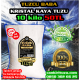Kampanyalı Doğal Kaya Tuzu 5KG 35TL / 10KG 50TL
