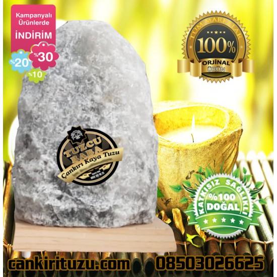 Kaya Tuzu Lamba Doğal Model 4-5 kg arası