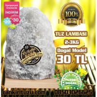 Tuz Lambası Doğal Model 2-3kg
