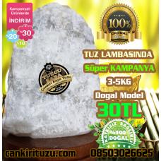 Tuz Lamba Doğal Model 3-5kg