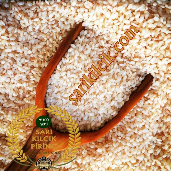 Sarıkılçık Pirinci 1Kg