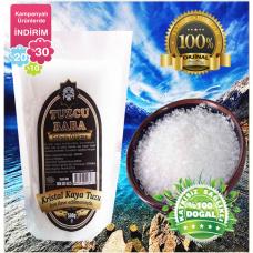 5kg GRANÜL Doğal Kristal Kaya Tuzu 84 mineralli