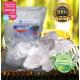 1kg Çankırı Sole ve Cep için 84 Mineralli ŞEFFAF Kristal Kaya Tuzu