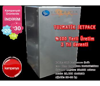 Krom Tuzmatik Tuz iyon Makinesi (Tuz Jeneratörü)