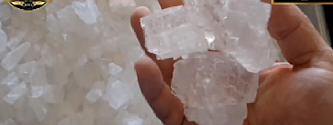 Çankırı Tuz Mağarasından Kaya Tuzu Nasıl Çıkartılır?